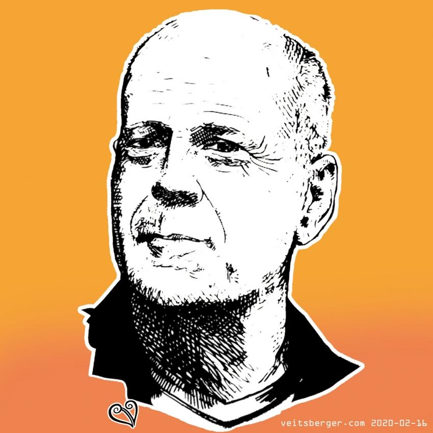 Bruce Willis por veitsberger